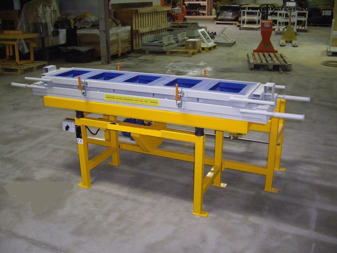 Beton process votre partenaire pour les machines de - Machine de fabrication de treillis a souder ...